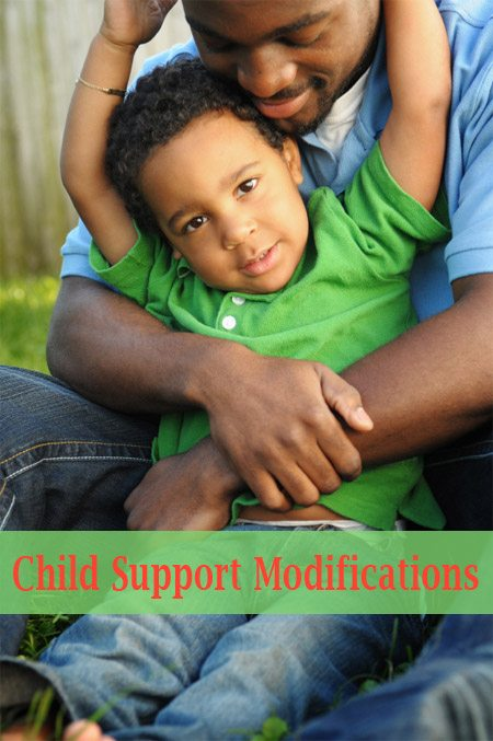 Child Support Modifications