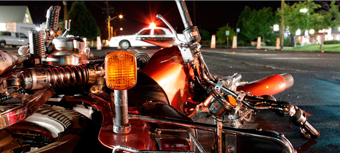 Scary Motorcycle Injuries