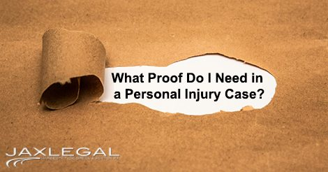 Do I Need in a Personal Injury Case