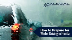 Winter Driving Tips