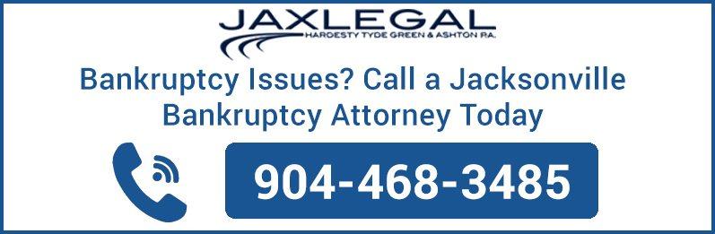 Jacksonville bankruptcy attorney