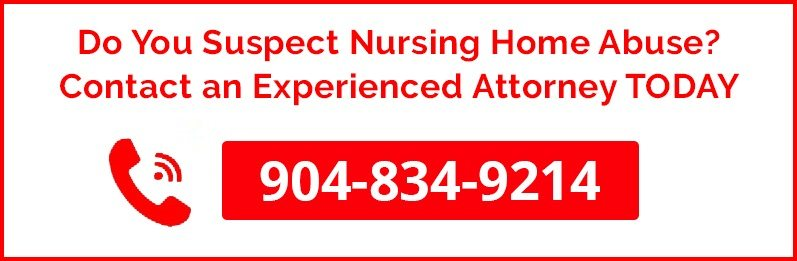 Call nursing home abuse attorney jacksonville