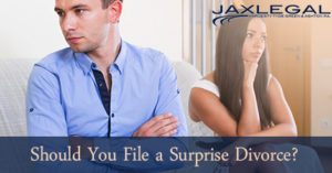 Surprise Divorce