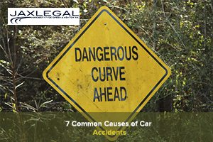 7 Common Causes of Car Accidents
