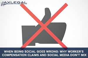 workers compensation claims and social media