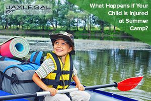 What Happens if Your Child is Injured at Summer Camp