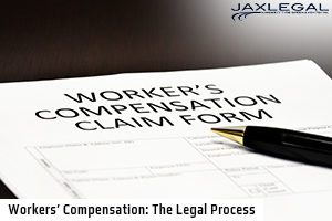 Workers Compensation - The Legal Process